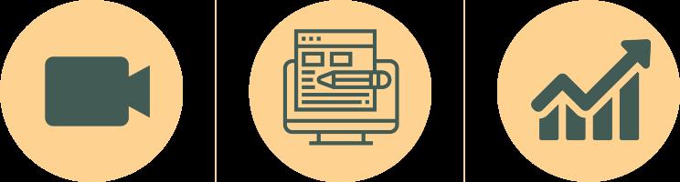 Photo/Video/Web Design/Analytics